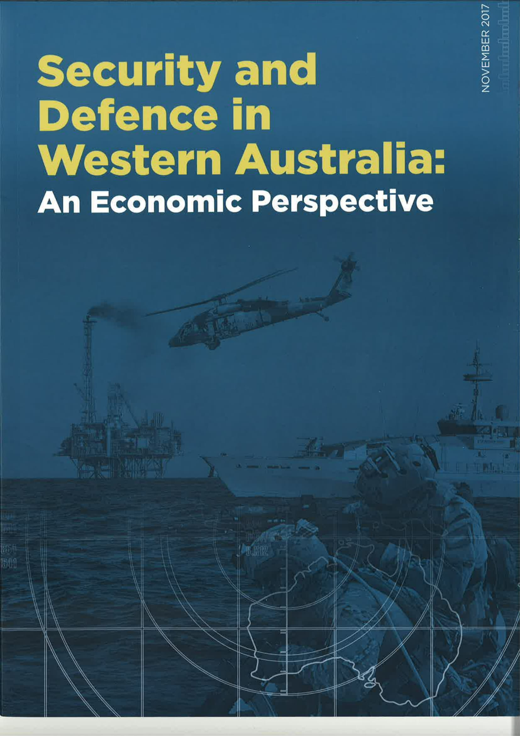 Security and Defence in Western Australia Economic Perspective Cover Image
