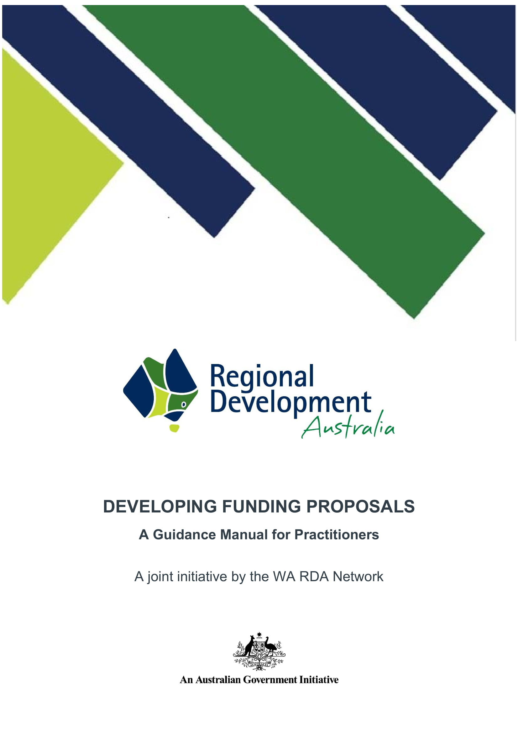 RDA-Kimberley-Developing-Funding-Proposals-Cover