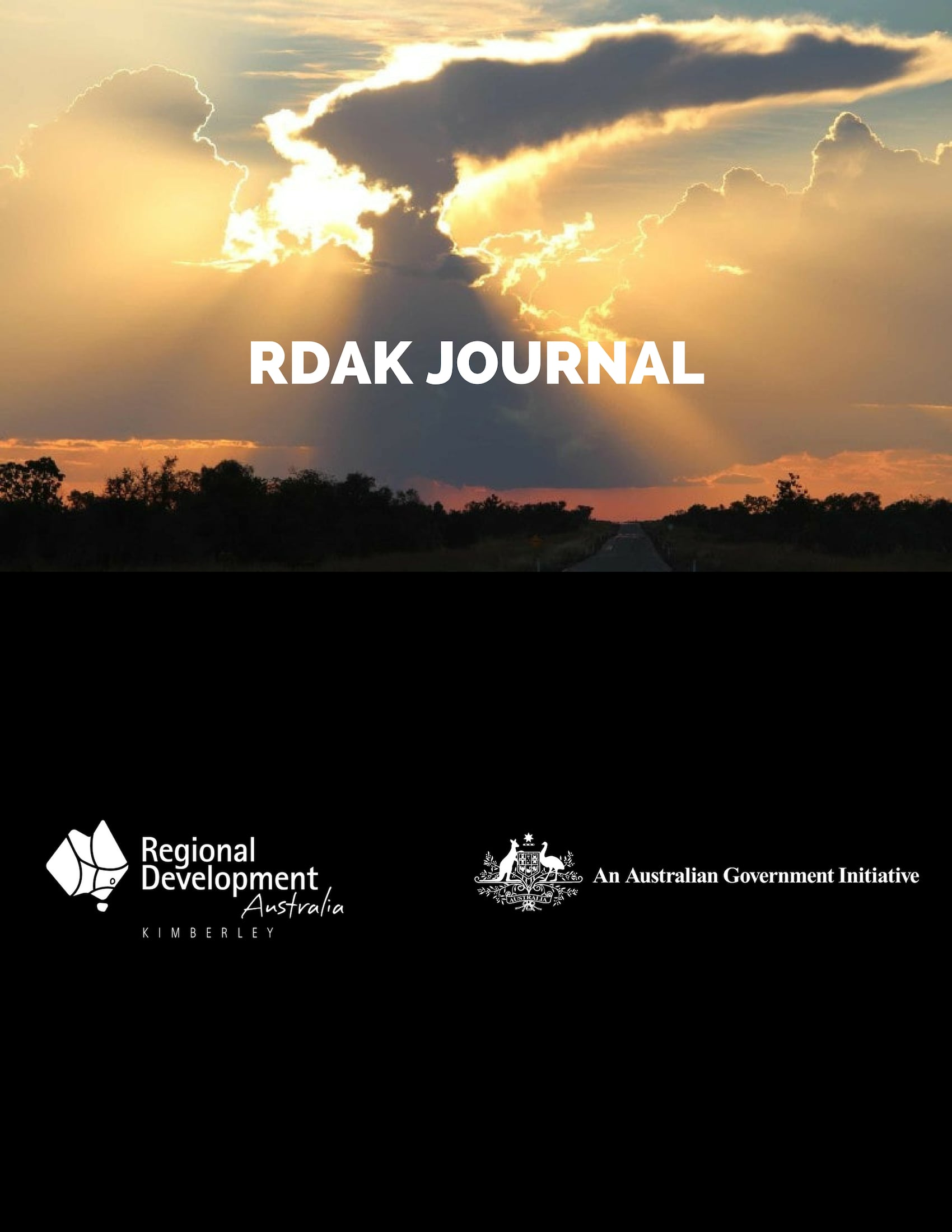 RDAK Journal latest edition