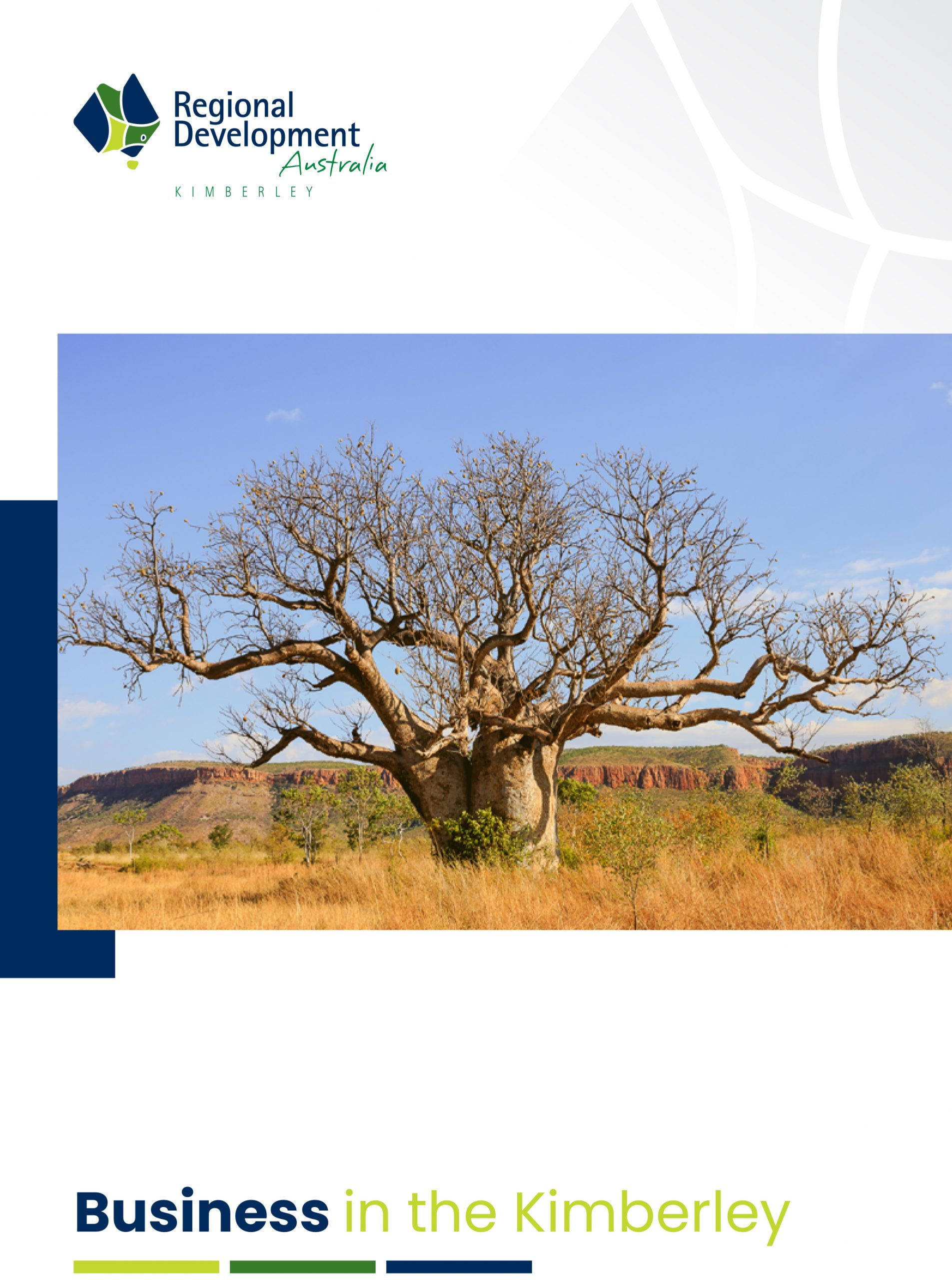 Business-in-the-Kimberley Front Cover