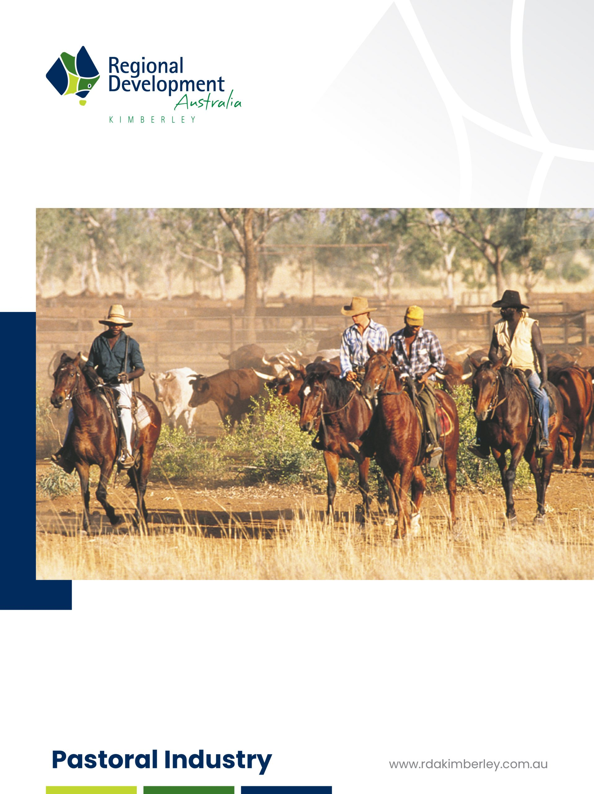 Pastoral Industry front cover